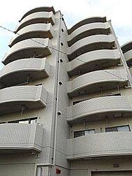 神奈川県横浜市港北区篠原東2丁目の賃貸マンションの外観
