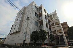 滋賀県大津市一里山1丁目の賃貸アパートの外観