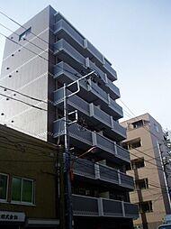カトル・セゾン[1階]の外観