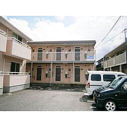 第三中島コーポA[1階]の外観