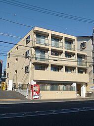 千葉県市川市欠真間1の賃貸マンションの外観
