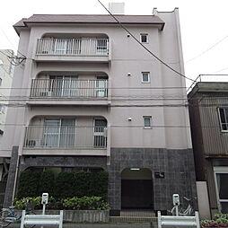 新潟県新潟市中央区本町通8番町の賃貸マンションの外観