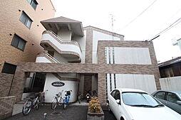 ベルシオンSHIMADA[2階]の外観