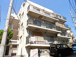 神奈川県横浜市港北区篠原西町の賃貸マンションの外観