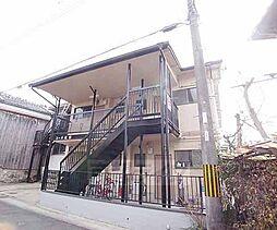 京都府京都市左京区修学院室町の賃貸アパートの外観