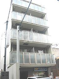 京都府京都市下京区綾材木町の賃貸マンションの外観