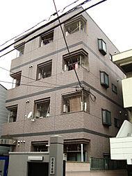 ファニーハースト[4階]の外観