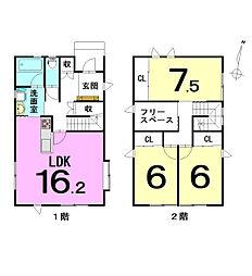 ESCAPE桜川4丁目 区画A