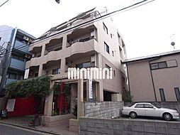 ソレイユ箱崎[4階]の外観