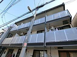 大阪府大阪市西成区千本南1丁目の賃貸マンションの外観