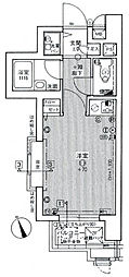 ライオンズマンション六本松第3[3階]の間取り