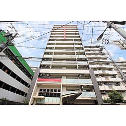 大阪府大阪市北区中崎西4丁目の賃貸マンションの外観