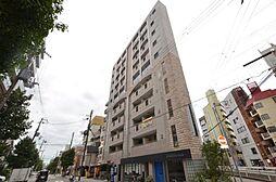 兵庫県西宮市戸田町の賃貸アパートの外観写真
