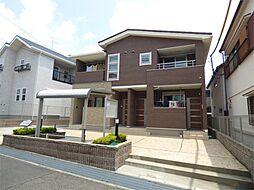 阪急神戸本線 岡本駅 徒歩14分の賃貸アパート