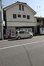 松岡ハイツ[2階号室]の外観