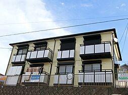 エザース山田B[1階]の外観
