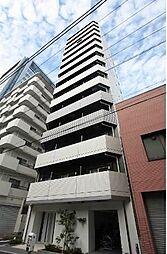東京都品川区東五反田3丁目の賃貸マンションの外観