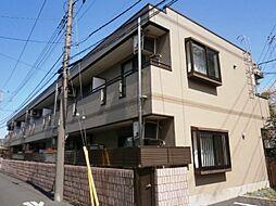東京都調布市入間町1の賃貸マンションの外観