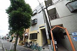 大阪府大阪市東淀川区井高野3丁目の賃貸マンションの外観
