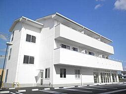アネーロ枝大津[2階]の外観