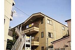 御殿町ハイツA[3階]の外観