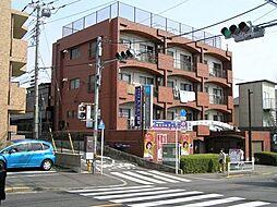 東京都国分寺市西元町の賃貸マンションの外観