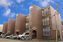 北海道札幌市南区澄川三条1丁目の賃貸アパートの外観