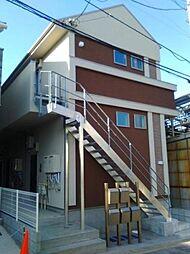 GH二俣川アパートメント[2階]の外観