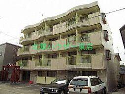 北海道札幌市東区北三十条東15丁目の賃貸マンションの外観