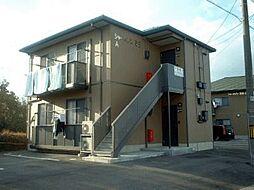 山口県山口市阿知須岩倉西前区の賃貸アパートの外観