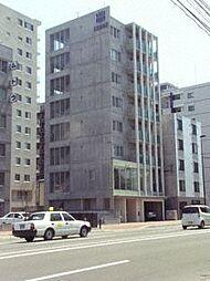 アンビシャス北大前[6階]の外観