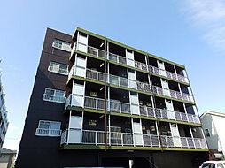 ノーブルライフB棟[4階]の外観