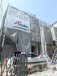 ハーモニーテラス加美正覚寺[1階]の外観