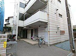 東京都世田谷区上用賀1丁目の賃貸マンションの外観
