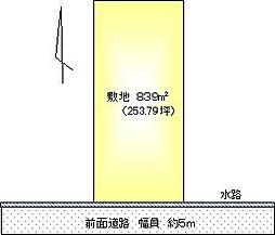 氷見市加納売地 1,523万円