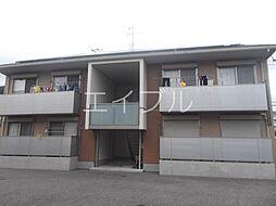 ラ・ベルターナV A棟[1階]の外観