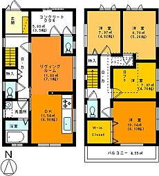 王子神谷駅 15.0万円