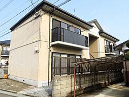長崎県諫早市小川町の賃貸アパートの外観
