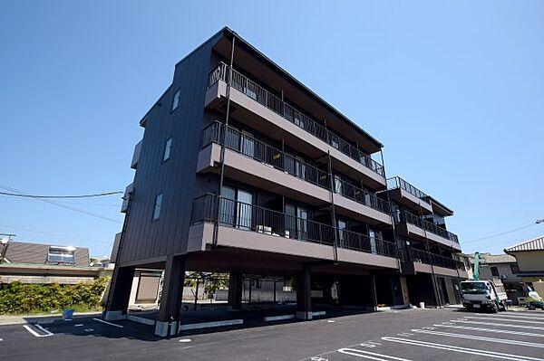 Jenks Villa 2階の賃貸【徳島県 / 徳島市】