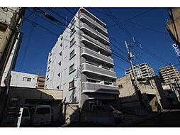愛媛県松山市松前町2丁目の賃貸マンションの外観