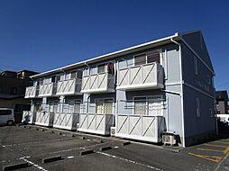 シングルハイツ濱口3[203号室]の外観