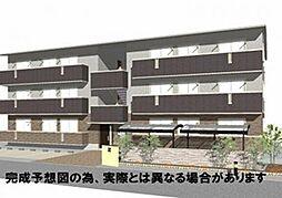 (仮)D−room沖浜町居屋敷[102号室]の外観