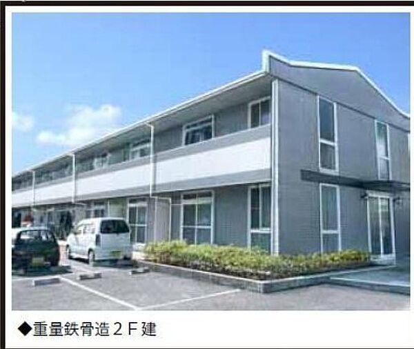 オウゲノース 2階の賃貸【埼玉県 / 久喜市】