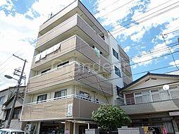 マンション雅[4階]の外観