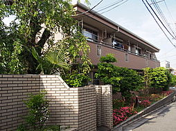 東京都世田谷区奥沢1丁目の賃貸マンションの外観