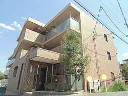 滋賀県大津市大江6丁目の賃貸マンションの外観