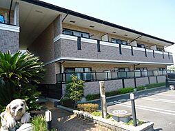 滋賀県大津市荒川の賃貸マンションの外観