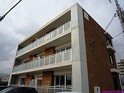 兵庫県伊丹市荒牧3丁目の賃貸マンションの外観
