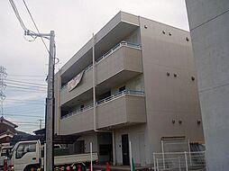 兵庫県姫路市別所町佐土の賃貸マンションの外観