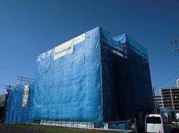 仮称北小岩1丁目新築アパート[202号室]の外観